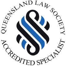 Queensland Law Society Accredited Specialist Logo